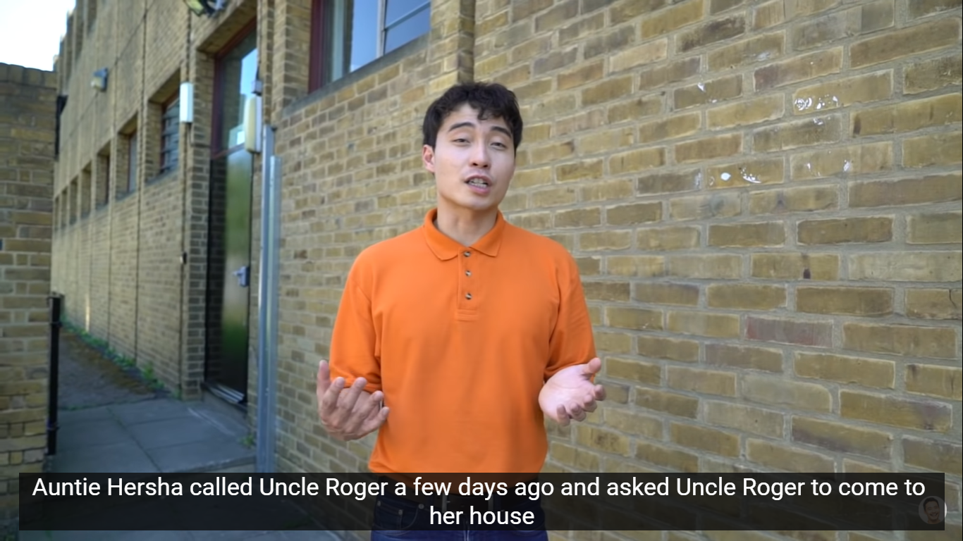 Uncle Roger
